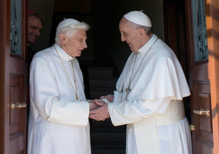 Which is the true Pope? — The Canonical Question which cannot be ignored