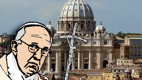 Canon Law itself declares Pope Francis, AntiPope