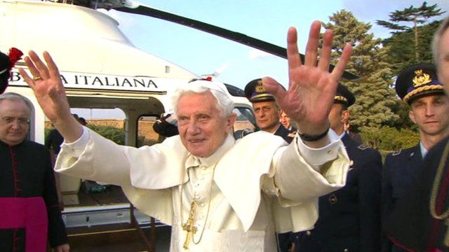 BREAKING! — Evidence that Pope Benedict intentionally pretended to resign