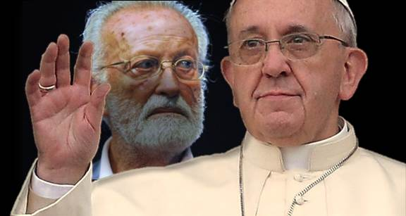 "Bergoglio declares to Scalafari: ""I am the proof … that Jesus Christ was not God at all!"""