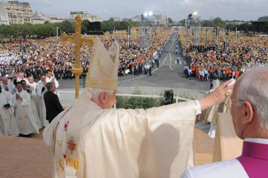Re-Elect Pope Benedict!