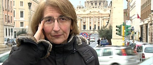 Meet Giovanna Chirri, mother of the notion that Benedict resigned the papacy