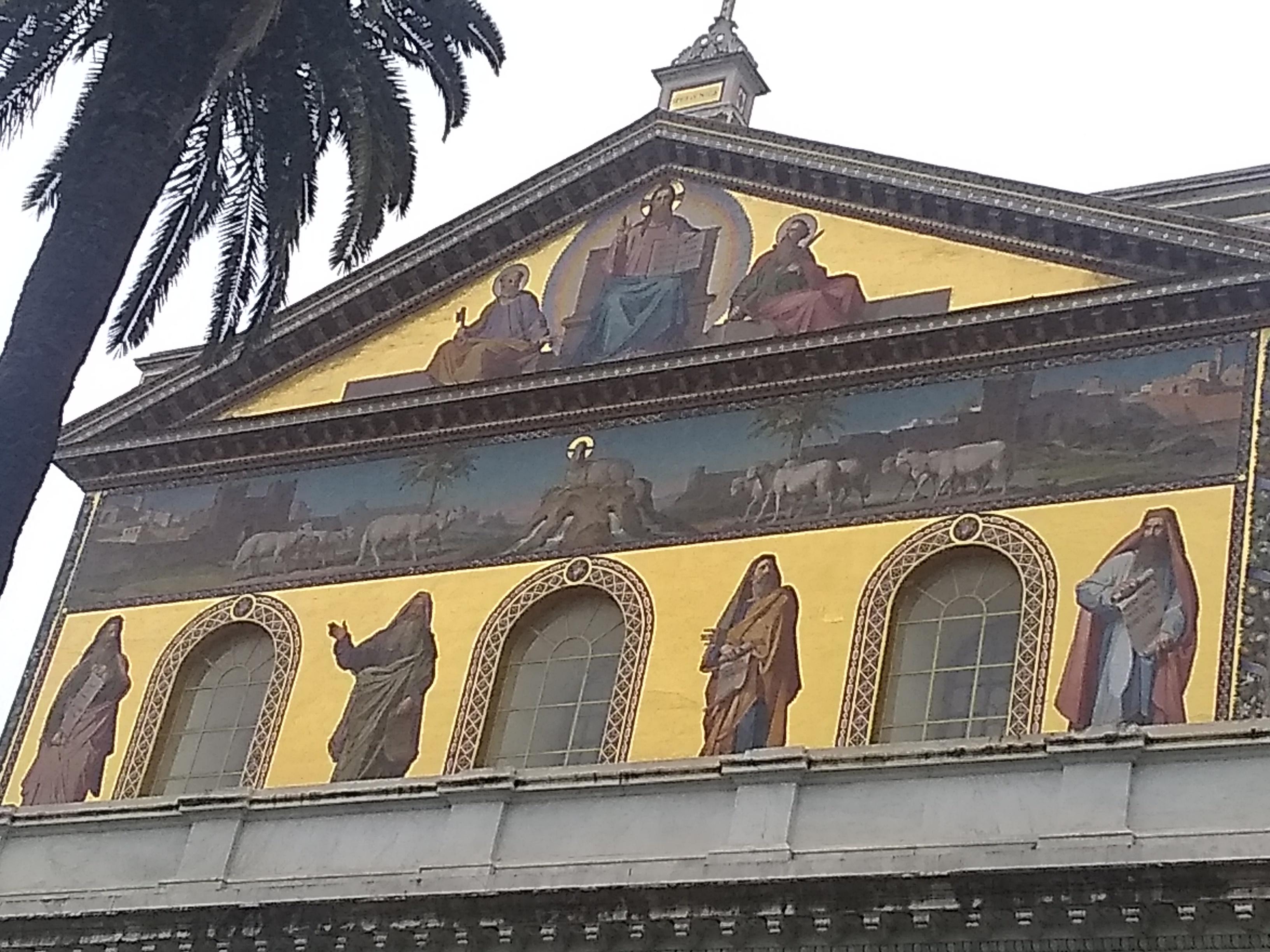 A Pilgrim's Visit to the Basilica of Saint Paul's, Rome