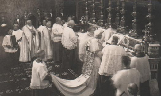 How the Code of Canon Law upholds Liturgical Tradition