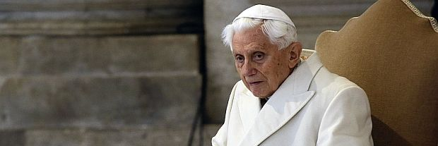 Extraordinary graces Received — League of Prayer for Pope Benedict XVI