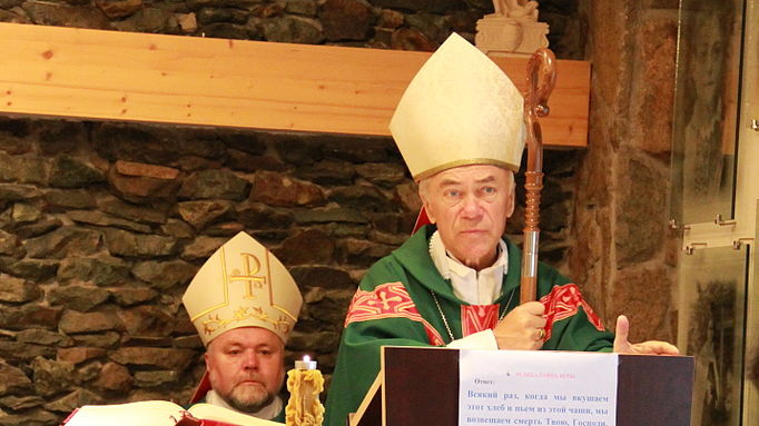 Archbishop Lenga fires back!