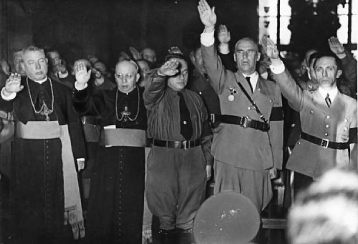 The Nazi Forefathers of the St. Gallen Mafia