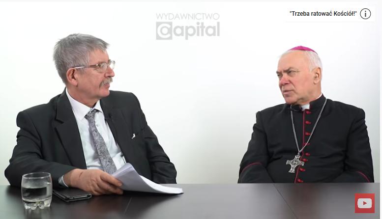 Polish Bishop Conference attacks Archbishop Lenga for defending Celibacy