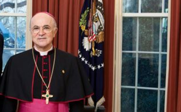 Archbishop Viganò writes letter of support to Cardinal Zen
