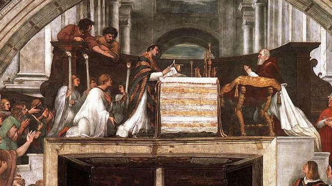 Governmental and Ecclesial Decrees against the celebration of the Sacraments are illegal