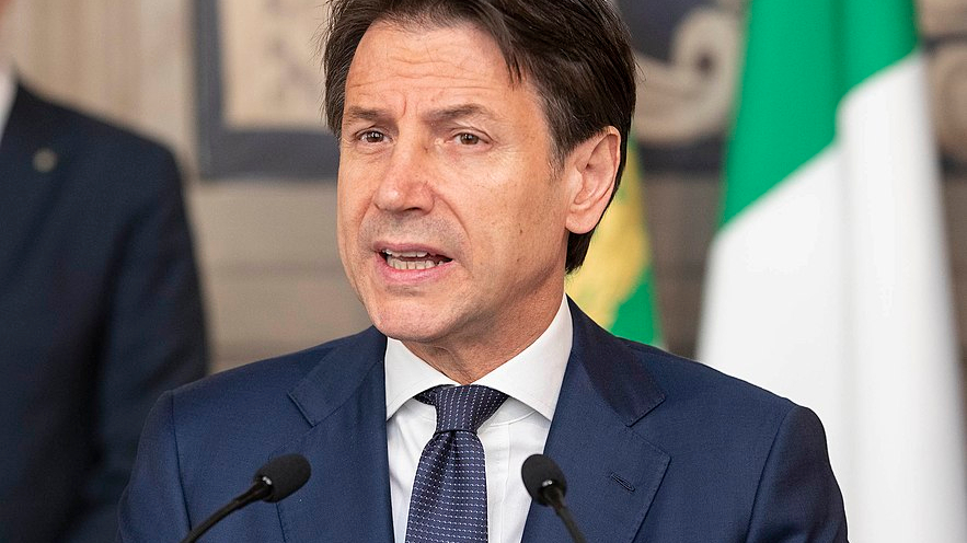Conte's Government passes law to starve Political Dissidents to death