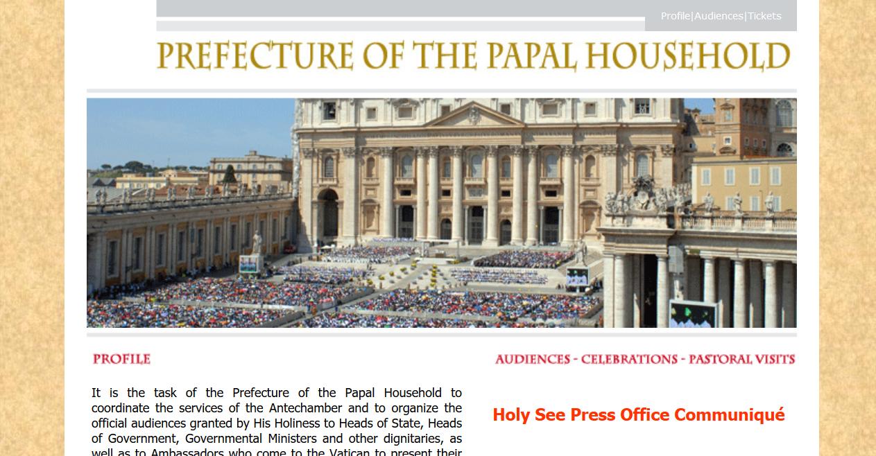 Bergoglio consummates his apostasy from the Church of Jesus Christ