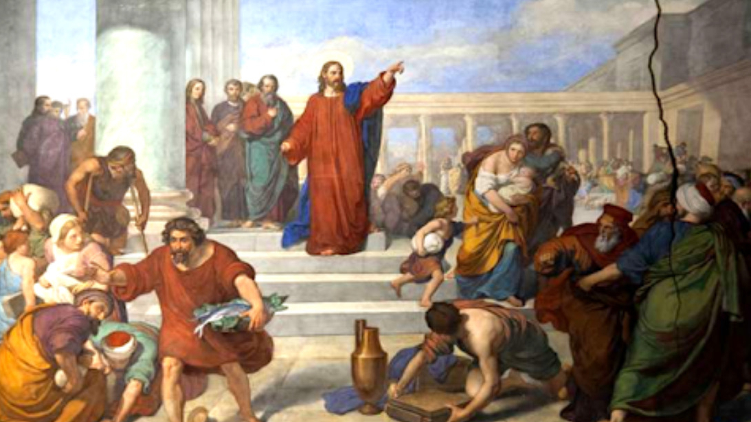 The Church of Rome was founded by the Lord Alone