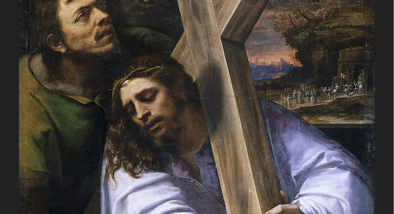 The High Priests have demanded that Jesus be Crucified