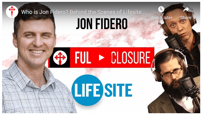 """LifeSite News VP: Homosexuality, LGBT are """"family related issues"""""""