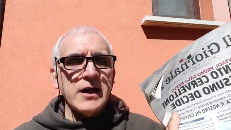 COVID-19, Report from Italy: April 15, 2020
