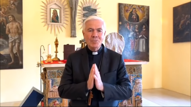 Mons. D'Ercole: The Italian Government needs to recognize the right of Catholics to worship!