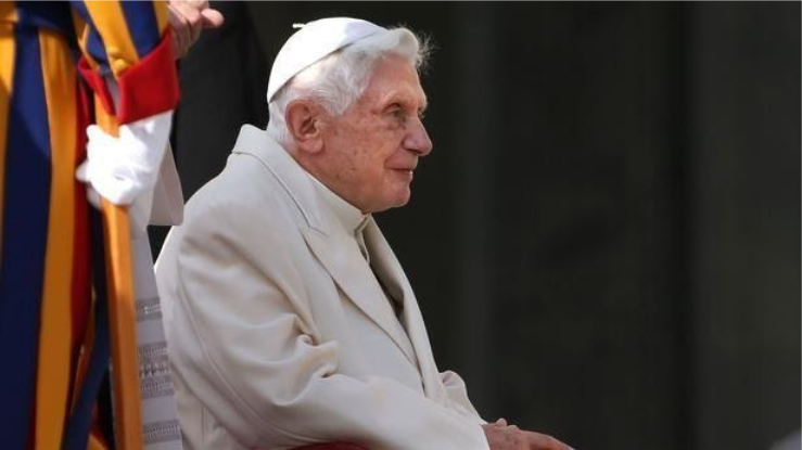 Benedict XVI remains on a Mission from God