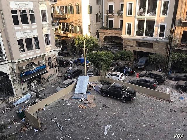 Help Beirut!