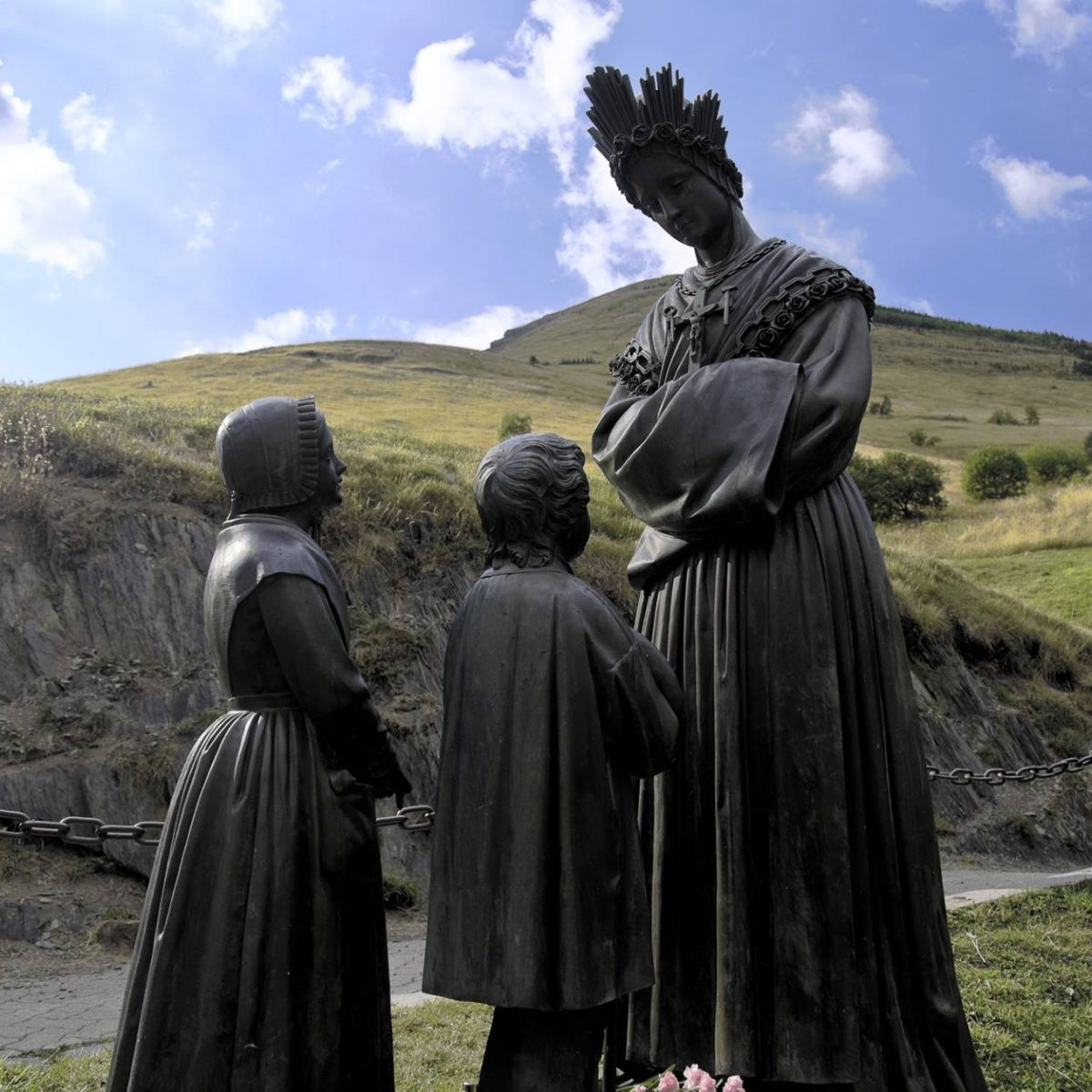 At La Salette 175yrs ago: a prophetic warning of 2 Popes