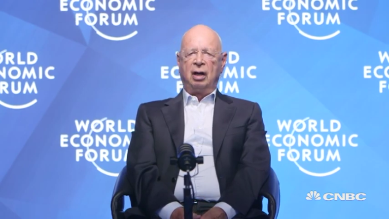 Head of World Economic Forum declares the Pandemic will NEVER end!