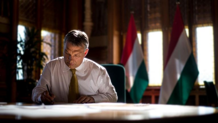 Viktor Orbán: My Response to Soros' call to punish Nations which resist Globalism