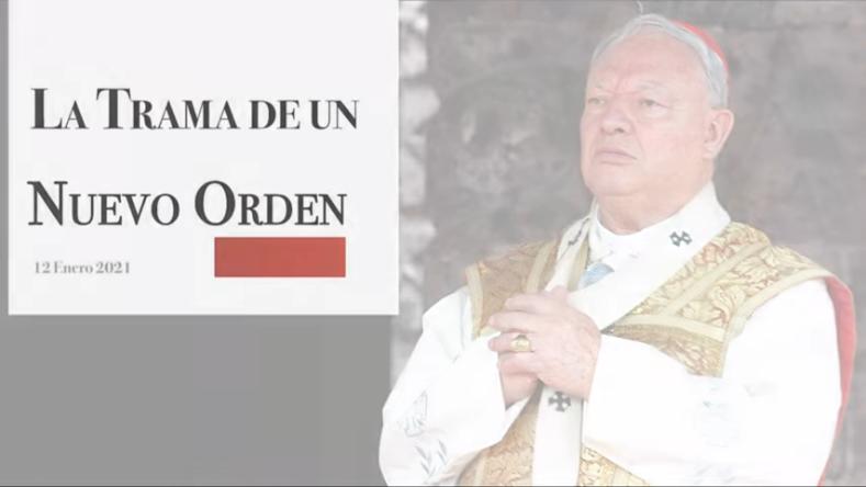Cardinal Sandoval denounces Gates and the NWO
