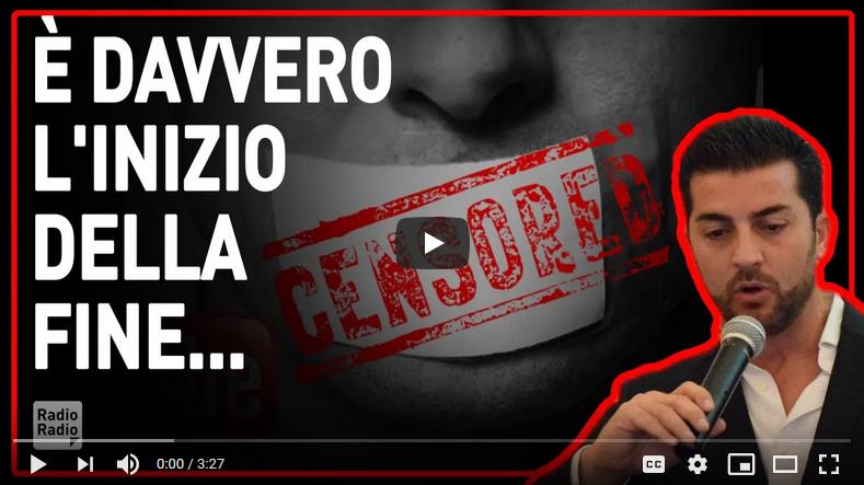 YouTube demonetizes Italian counter-Scamdemic channels