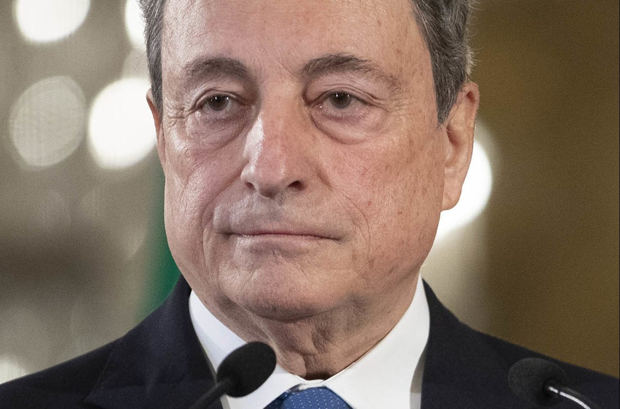 Mario Draghi uses Telegram to chat with brother Freemasons