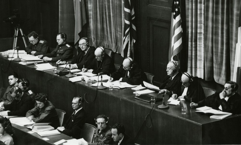 The Nazi Scamdemic violates every Article of the Nuremburg Code