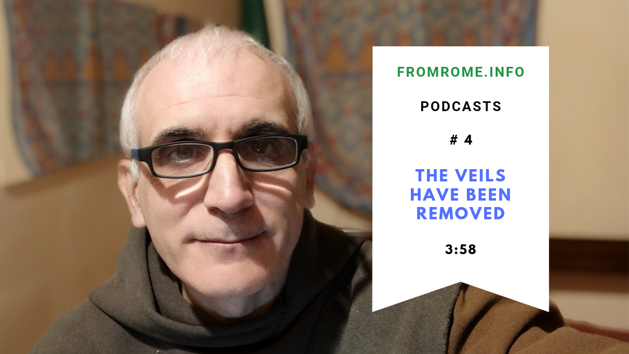 FromRome.Info Podcast #4: The Veils have been removed