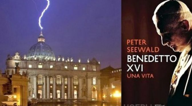 Pope Benedict XVI's shell game against the Mafia of St. Gallen