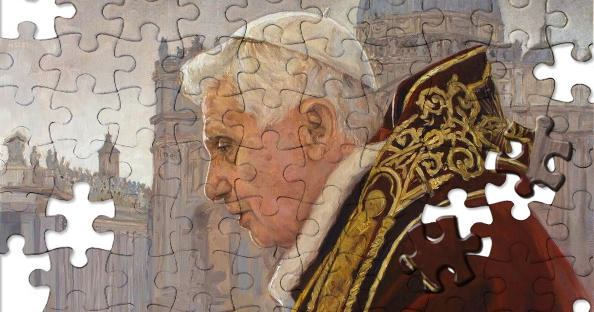 Andrea Cionci: 50 Questions for those who think Benedict is not the Pope