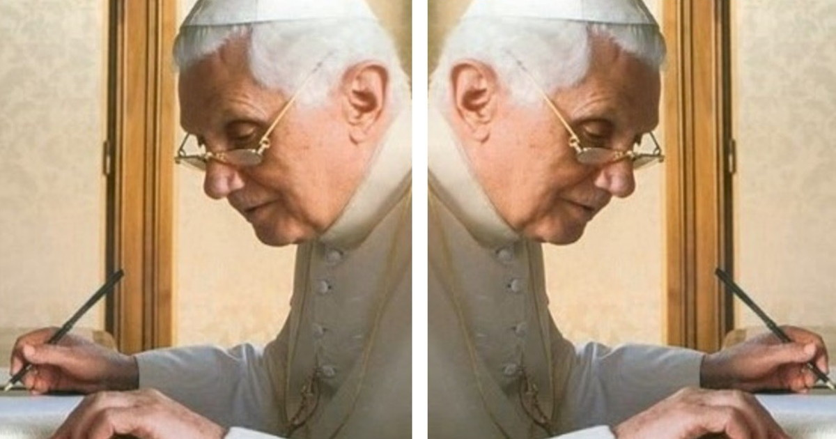 In 2016, Pope Benedict XVI signaled that Bergoglio is only a Cardinal