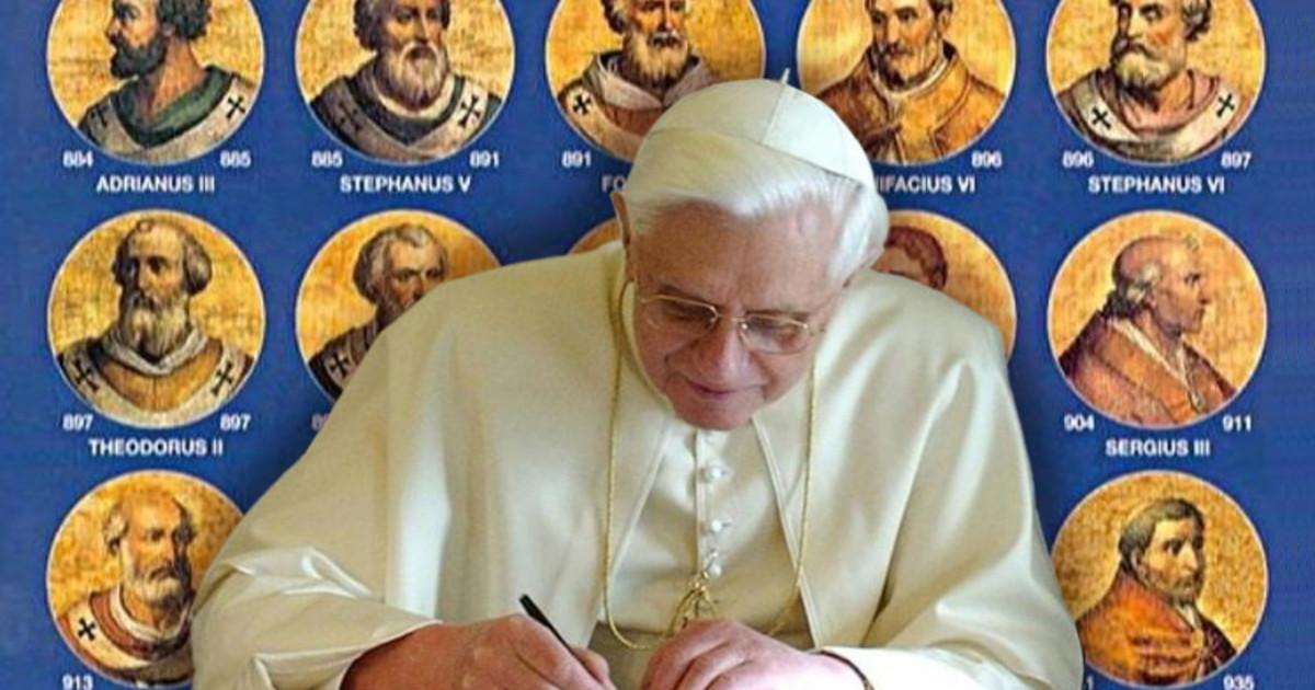 Para cancelar la iglesia de Bergoglio en una purificación completa de la Iglesia