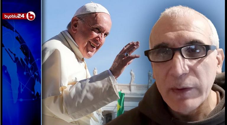 ByoBlu intervista Frà Bugnolo: Che c'è dietro il rovescio di Papa Benedetto