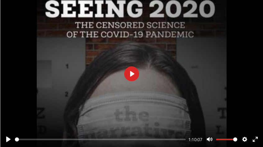 The Science the TV hides from you during the Scamdemic