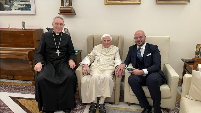 Pope Benedict XVI names humanitarian Ambassador for Benin