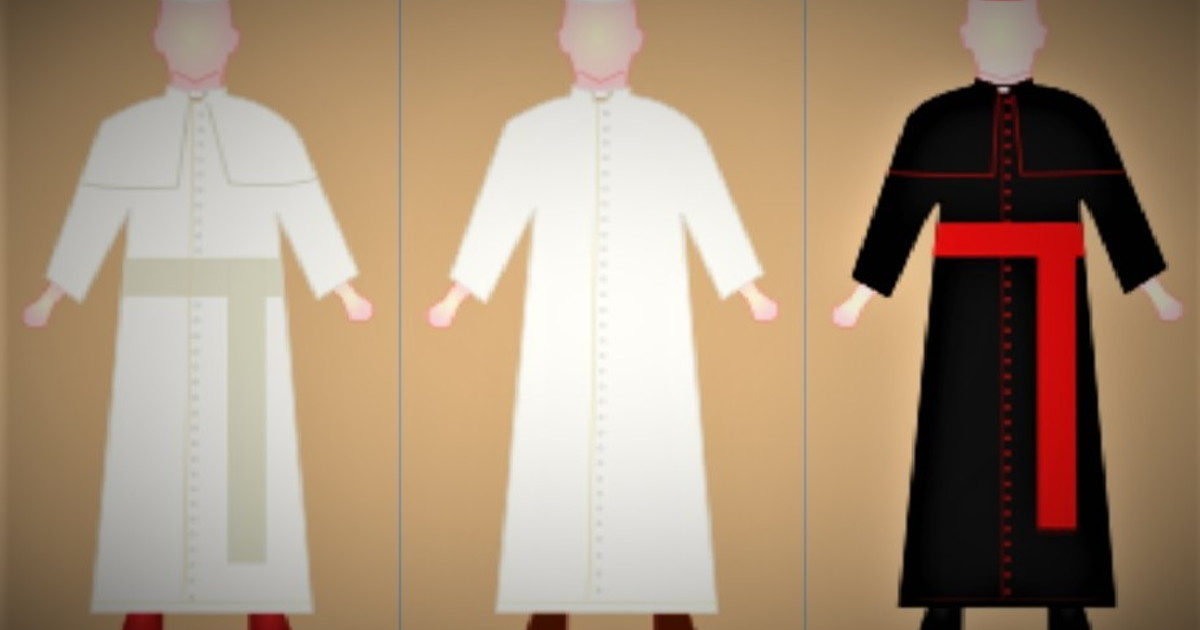 On that White Cassock which continues to reproach the Globalists