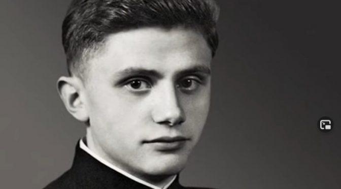 Benedicto XVI, el Papa Emérito: la película documental