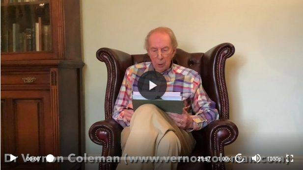 Dr. Vernon Colman: On which side of this war are you?