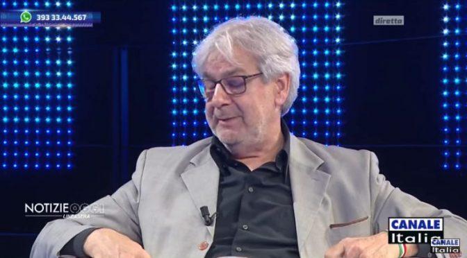 Globalist crackdown in Italy against Diego Fusaro & Armando Manocchia