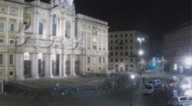 At Rome, do Christians cause the Globalists more fear than devils?