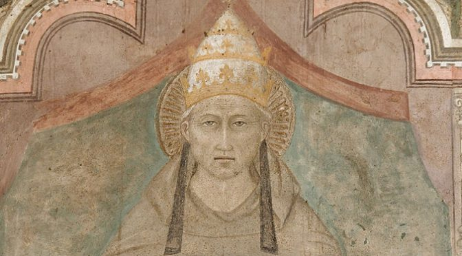 What does a valid Papal renunciation look like? — St. Celestine V shows the way