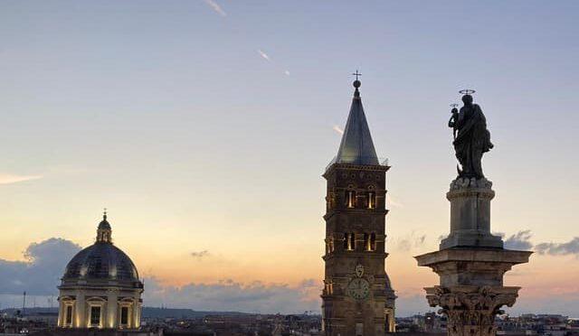 Help open a Traditional Mass Apostolate una cum Papa Benedicto XVI at Rome!