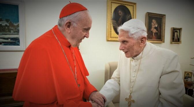 Prof. Antonio Sànchez: Bergoglio es antipapa, y Ratzinger nunca ha abdicado