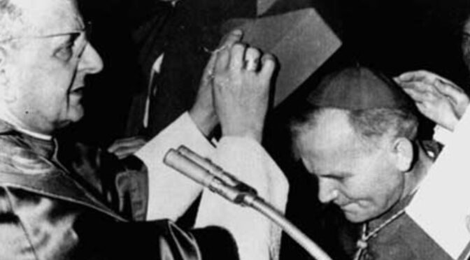 Why I think Paul VI and John Paul II are more likely damned, than Saints