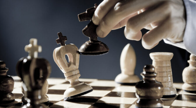Dear Businessmen, grow a spine and wake up before you are checkmated!