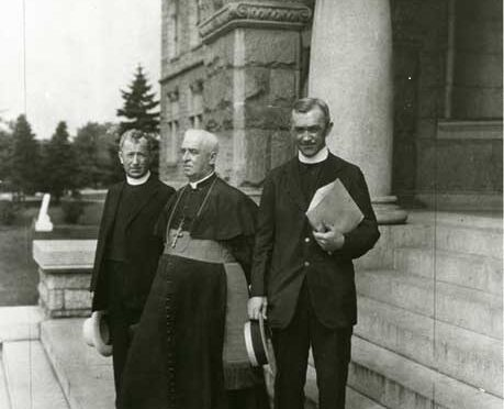 How Catholic Bishops of USA financed the flight of Nazi War Criminals to Argentina