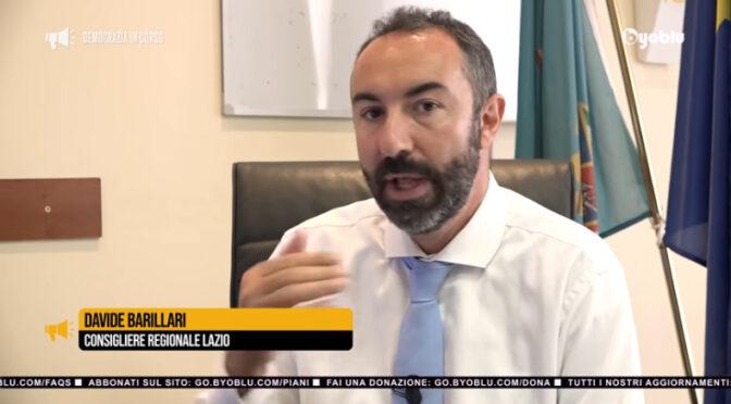 Lazio Councillor Barillari obtains and reveals Vaxx Adverse Reactions Data from Aifa